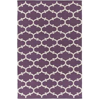 Artistic Weavers Vogue Lola Light Purple/Ivory Area Rug; 8' x 10'