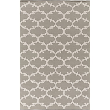 Artistic Weavers Vogue Lola Gray & Ivory Area Rug; 8' x 10'