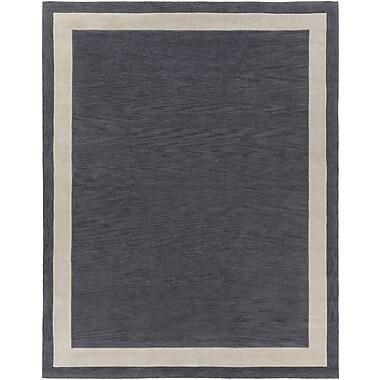 Artistic Weavers Holden Blair Gray & Ivory Area Rug; 7'6'' x 9'6''