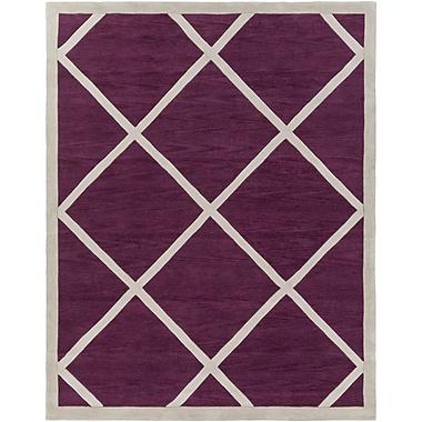 Artistic Weavers Holden Layla Fuchsia/Ivory Area Rug; 7'6'' x 9'6''