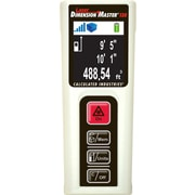 Calculated Industries Outil de mesure au laser Dimension Master 130