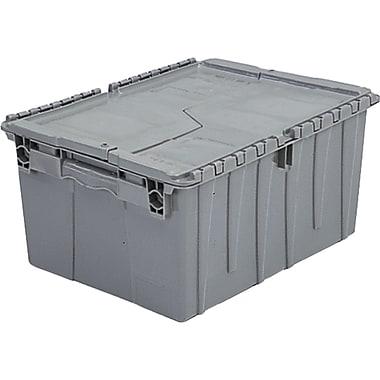 Orbis FlipakTM Polyethylene Plastic (PE) Distribution Containers, 15.2