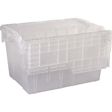 Orbis FlipakMC – Contenants de distribution en plastique polyéthylène (PE), 21,8 x 15,2 po, 6,2 lb, 2/paquet