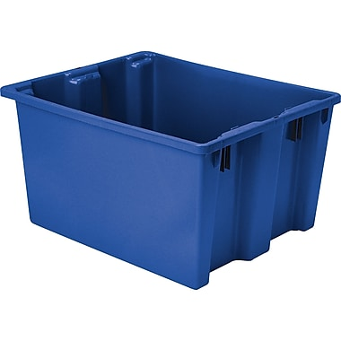 Lewis Bins+ Polylewton Stack-N-Nest® Containers, 21.0
