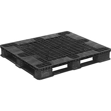 OrbisMD – Palettes en plastique Stack'R, 8 x 40 x 6 (po)