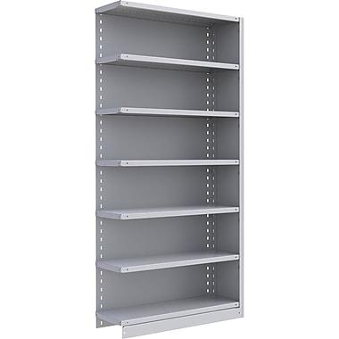 Metalware RK226 Boltless Shelving Unit, 7-Shelves, 36