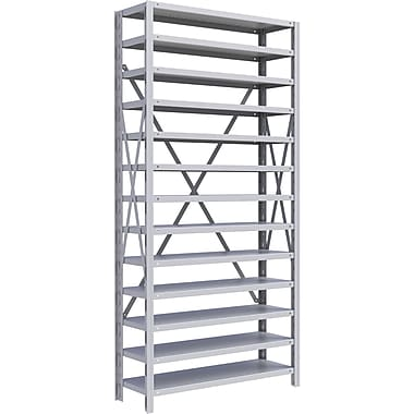 Metalware Parts Storage Shelving Units, 36