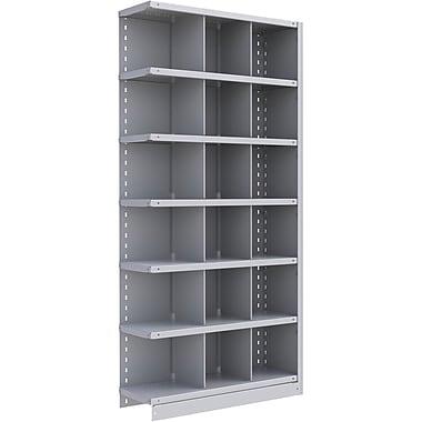 Metalware RK268 Boltless Shelving Unit, 7-Shelves, 36