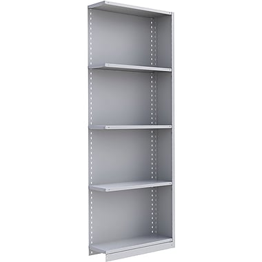 Metalware RK430 Boltless Shelving Unit, 5-Shelves, 36