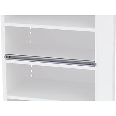 Metalware Boltless Shelving Unit Bin Front, 36