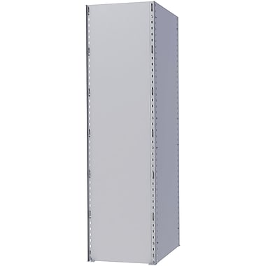 Metalware Boltless Shelving Unit, End Panel, 18