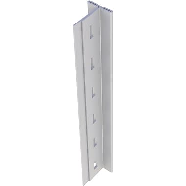 Metalware Boltless Shelving Unit T-Post, 40