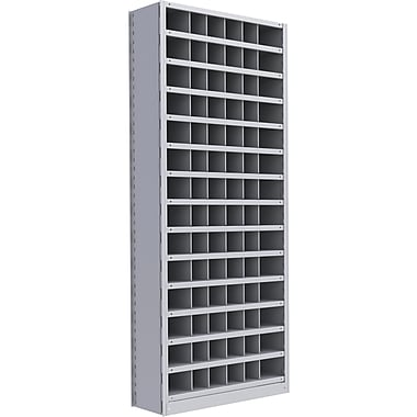 Metalware RK905 Boltless Shelving Unit, 15-Shelves, 36