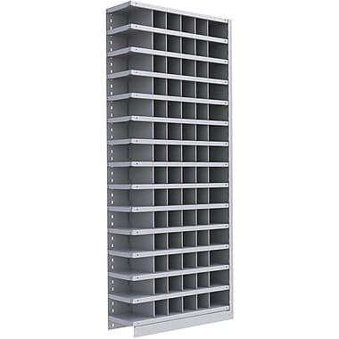 Metalware RK910 Boltless Shelving Unit, 15-Shelves, 36