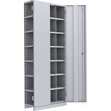 Metalware RK925 Boltless Shelving Unit, 8-Shelves, 36