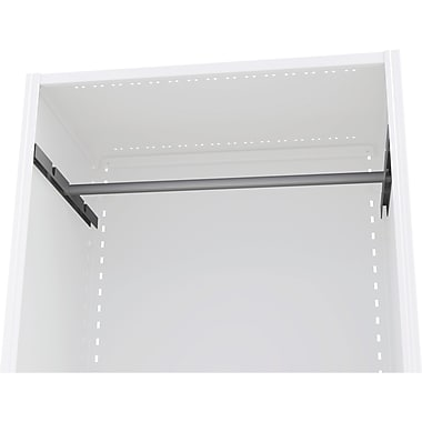 Metalware Boltless Shelving Unit 48-hanger bar