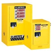 Justrite – Armoire de rangement ignifuge compacte Sure-Grip, 12 et 15 gallons