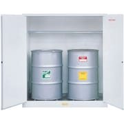 "Justrite® Hazardous Waste Safety Cabinets, 34"" x 34"" x 65"", 406Lb"