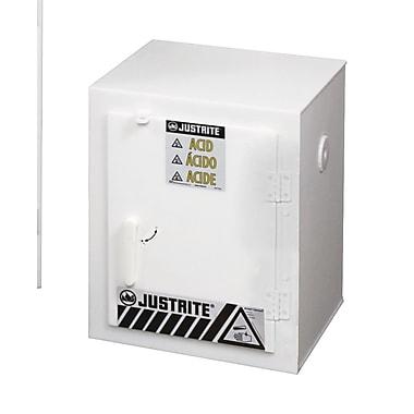 Justrite® Solid Polyethylene Acid Cabinets, 22