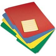 VLB Marketing - Chemises de classement en poly très grande capacité, couleurs variées, 12/paquet
