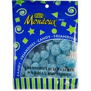 Mondoux – Bonbons framboises bleues sures