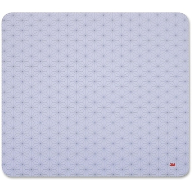 3M Precise Nonskid Reposition Bitmap Mouse Pad