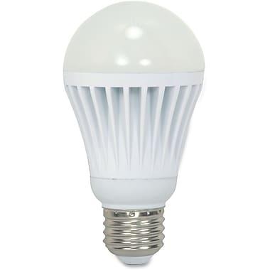 Satco – Ampoules à faisceau large à intensité réglable de 10 W, modèle A19