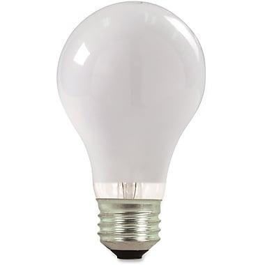 Satco – Ampoules halogènes de taille A19 à intensité réglable, 29 W