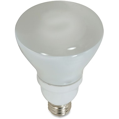 Satco C15-Watt CFL R30 Reflector Flood