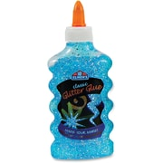 Elmer's Classic Washable Glitter Glue, 177ml, Blue
