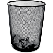 Winnable Round Mesh Wastebasket