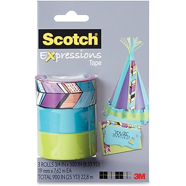 3M Tribal Expressions Tape