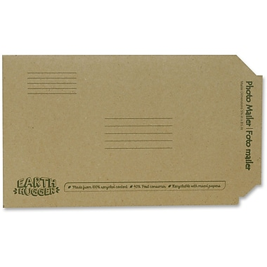 Earth HuggerMD – Enveloppes pour photos et documents à colle Conros, 8,50 x 5,75 po