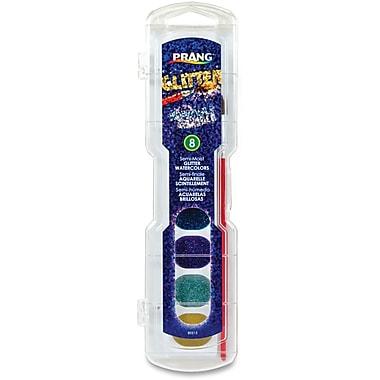 Dixon Prang Glitter Washable Watercolours Set