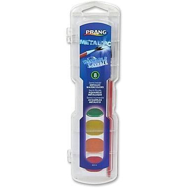 Dixon Prang Metallic Washable Watercolours Set