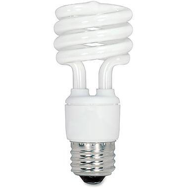 Satco T2 13-Watt Fluorescent Spiral Bulb