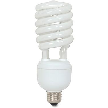 Satco – Ampoule fluocompacte T4 à tube en spirale, 40 W