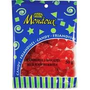 Mondoux – Bonbons framboises rouges