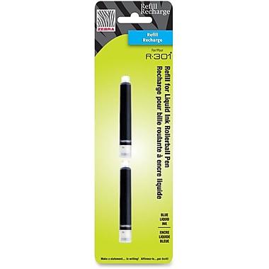 Zebra – Recharges R pour stylo à bille roulante