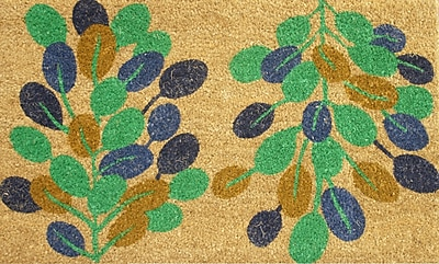 Leaf & Fiber Doormat (LNFMAT0006)