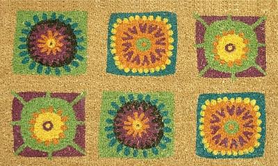 Leaf & Fiber Doormat (LNFMAT0008)