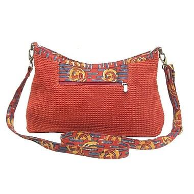 Leaf & Fiber, Eco Friendly Hand Made Bag, Diya (LNFBG1109-02)