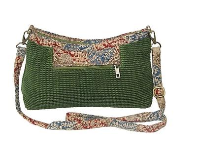 Leaf & Fiber, Eco Friendly Hand Made Bag, Diya (LNFBG1109-06)