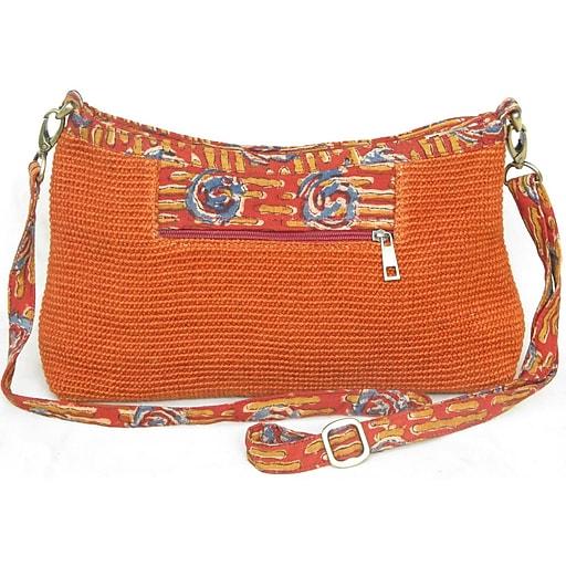 Leaf & Fiber, Eco Friendly Hand Made Bag, Diya (LNFBG1109-07)