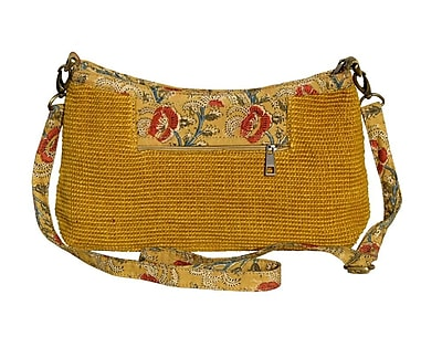 Leaf & Fiber, Eco Friendly Hand Made Bag, Diya (LNFBG1109-09)