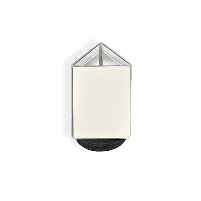 Azar Displays 3-Sided Sign Holder, 6 x 4-inch