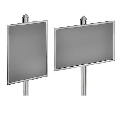 Azar Displays Snap Frame Display