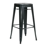 OSP Designs Bristow 30-inch Metal Barstool