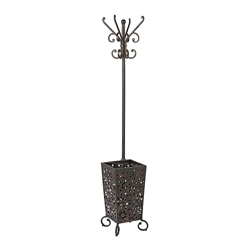 OSP Designs Middleton Coat Rack Umbrella Stand