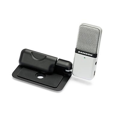 Samson® GOMIC Portable USB Condenser Microphone, Silver